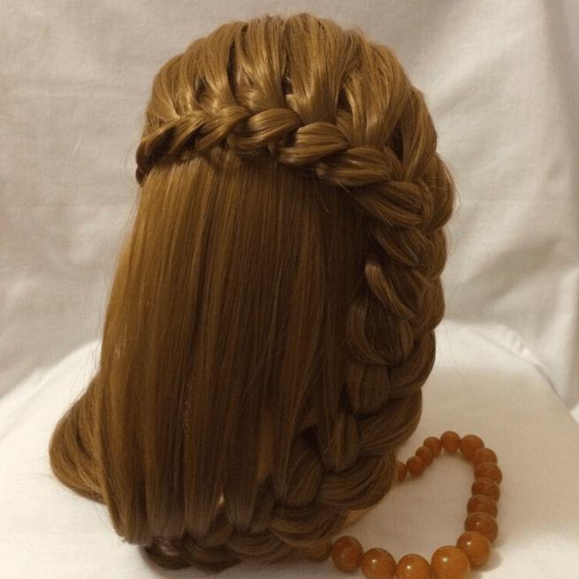без названия 113 - Французская коса по краю
