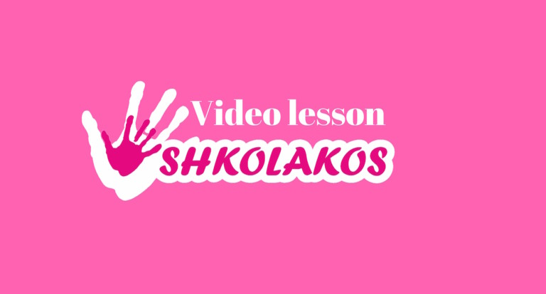 Video lesson of hairs and hairstyles