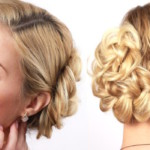 экспресс плетение кос какую прическу сделать себе