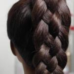 Курсы парикмахеров в москве коса из 6 прядей