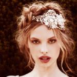 красивые прически свадебные украшения для волос