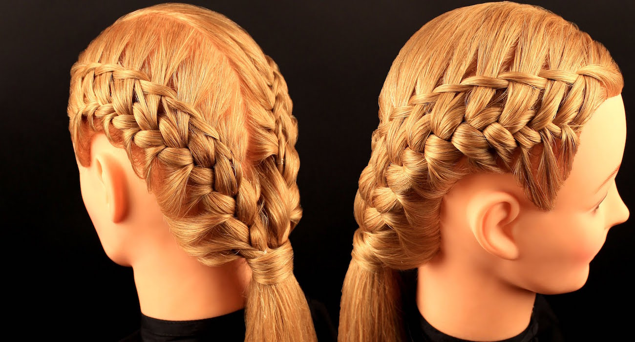 Курсы по плетению кос необычные плетения кос