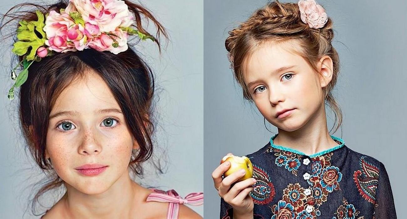 Модные причёски для девочек своими руками