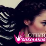 Отзыв ученицы на курс плетения кос в Школе кос Shkolakos в Москве