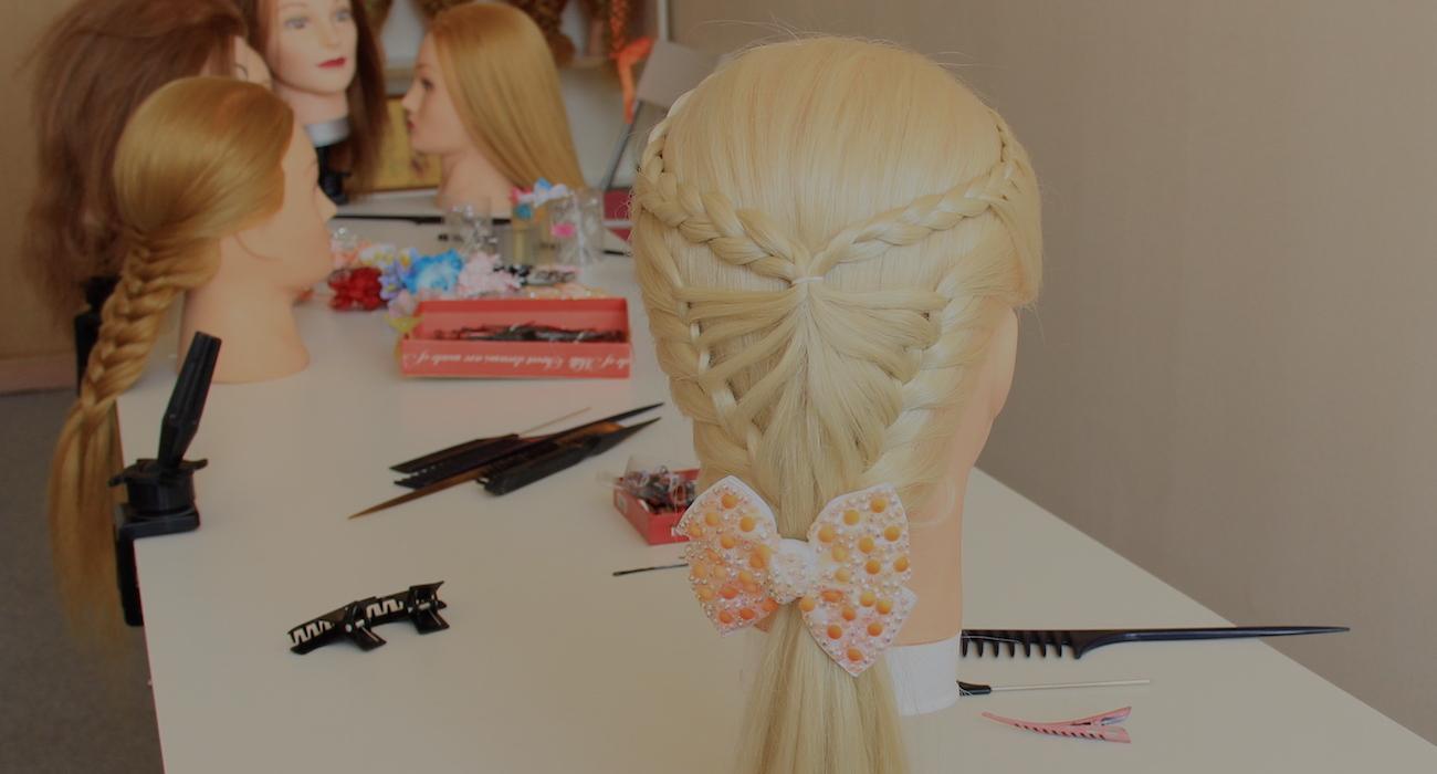 Прически на 1 сентября на длинные волосы как сделать