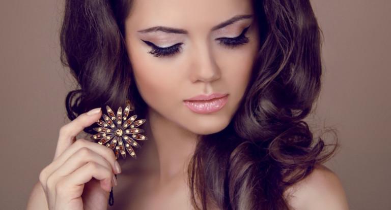 макияж и укладка
