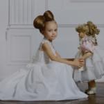 прическа для девочки на 1 сентября