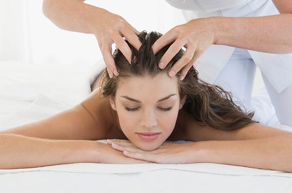 Волшебные точки для здоровья волос