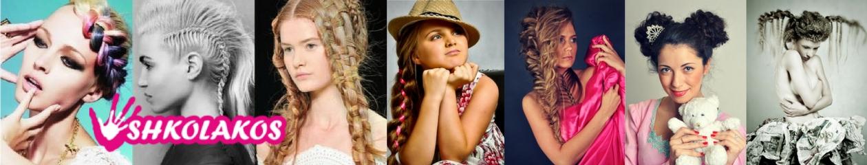 Онлайн школа плетения кос, причесок и макияжа