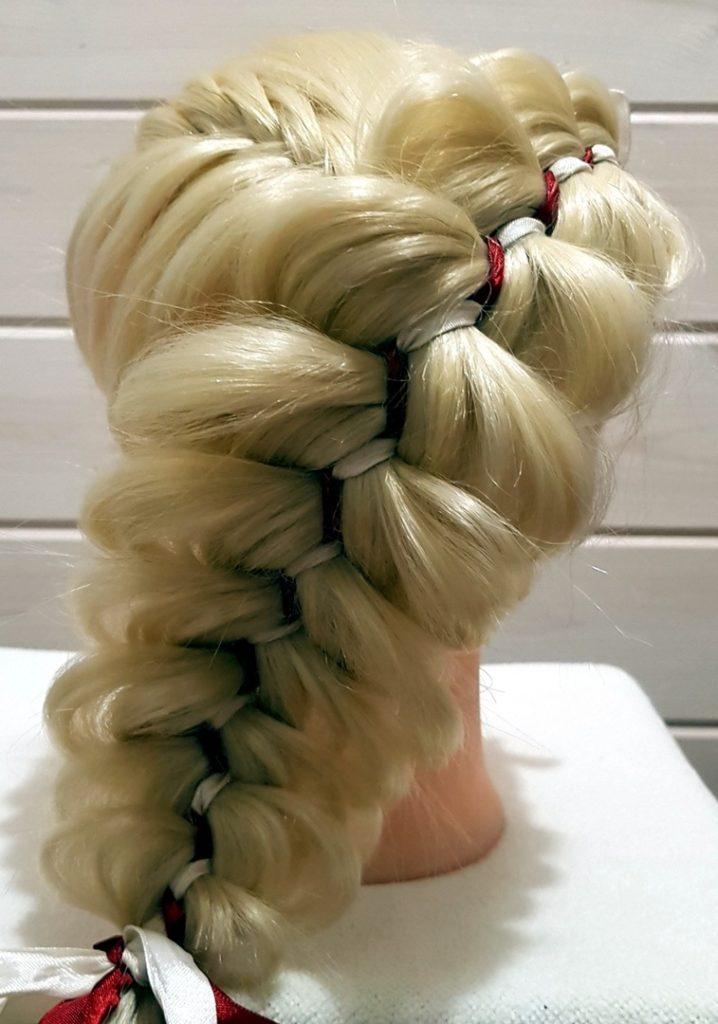 Многопрядные косы