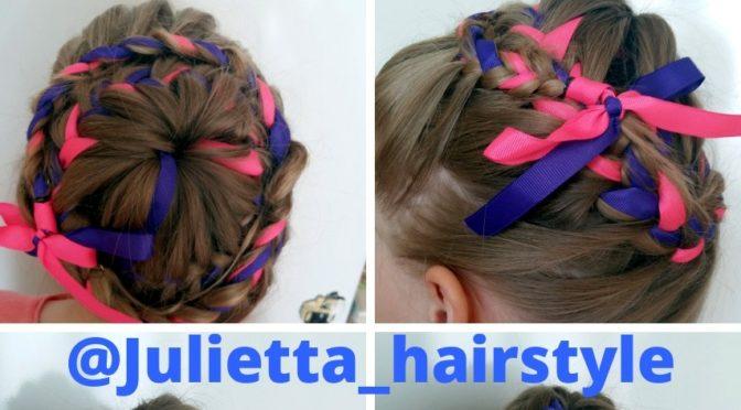 Косы на детских волосах. Отзыв ученицы Юлии Пацеля