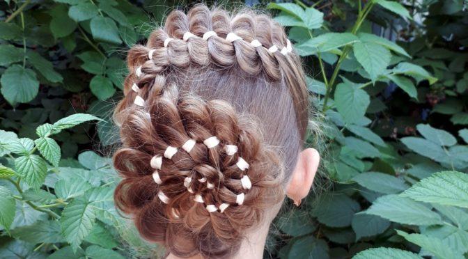 Детские косы