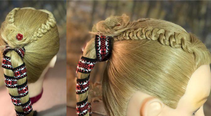Детские косы. Обучение онлайн